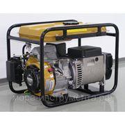 Генератор бензиновый Robin-Subaru EB 4.0/230-SL, 220 В, 4,0 кВт, 66 кг, ручной стартер. фото