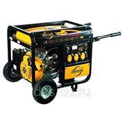 Генератор бензиновый DB6000Е, 5,5 кВт DENZEL фото