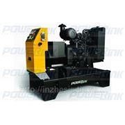 Дизель генератор POWERLINK GMS30PX трёхфазные фото