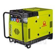 Дизель генератор Pramac P11000 фото
