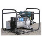 Генератор дизельный Robin-Subaru ED 6.0/230-SLE, 230 В, 6.0 кВт, 110 кг, электростартер фото