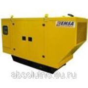 Дизельная электростанция EMSA EDO 525 мощность 475 кВа фото
