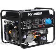 Генератор бензиновый Hyundai HHY7000FEATS, 230 В, 5.0 кВт, автозапуск, 76 кг. фото