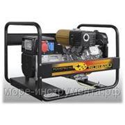 Генератор бензиновый Robin-Subaru EB 7.0/400-S, 400 В, 5.6 кВт, 75 кг, ручной стартер фото