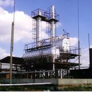 Универсальная нефтеперерабатывающая (газовый конденсат/нефть) установка фото