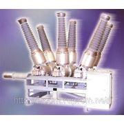 Выключатель элегазовый ВЭБ 110-40/2500 УХЛ1 фото
