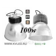 Светильник промышленный светодиодный купольный 100W фото