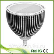 Промышленный светодиодный светильник HIGH BAY 80W ребристый