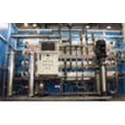 Проектирование систем водоподготовки и оборотного водоснабжения фото