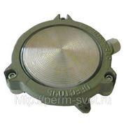 Взрывозащищенный светодиодный светильник накладной 12W IP65 фото
