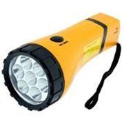 Светодиодный фонарь с прямой зарядкой от сети