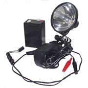 Прожектор РО-1а 6В (фара Кабан) фото