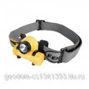 Fenix HL21 (XP-E R2) фонарь налобный желтый фото