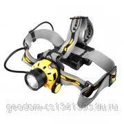 Fenix HP11 (R5) фонарь налобный желтый фото