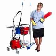 Обслуживание приспособлений для чистки и уборки офисов фото