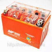 Аккумуляторная батарея 12V9Ah YTX9-BS (150х87х105) гелевая NRG фото