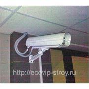 Система видеонаблюдения, монтаж установка фото