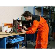 Ремонт и сервисное обслуживание сварочного оборудования фото