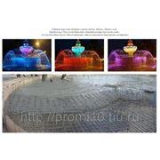 Гидроизоляция и реконструкция фонтанов фотография