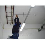 Установка пожарной сигнализации фото