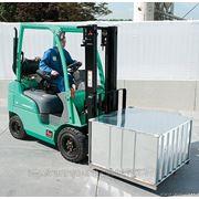 Дизельные погрузчики Mitsubishi г/п от 1,5 до 3,5 тонн фото