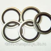 Резино-металлические кольца USIT Дюймовой и метрической размерности фото
