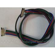 Соединительный кабель между лентами LED 5050 RGB фото