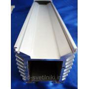 Профиль для светодиодной ленты - алюминиевый фото