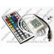 Arhled Контроллер для RGB ленты + пульт 44 кнопки фото
