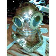 Шлем водолазный двенадцатиболтовый фото