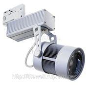 Экспозиционный прожектор, трековый светильник LED-SD10. Светодиодный светильник направленного света 50Вт