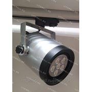 Светильник трековый LED-SD04, светодиодный. Идеальное акцентирующее освещение для магазина.