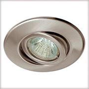 Светильник встраиваемый круглый поворотный 98640 фото