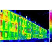 Тепловизионное обследование сооружений фото