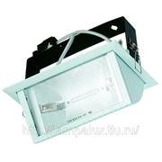 Светильник для МГЛ 70Вт RX7s, поворотный со стеклом фото