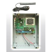 Установка GSM сигнализации котельной с функцией контроля температуры фото