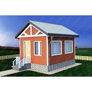 Строительство быстровозводимых каркасных домов по канадской технологии фото