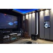 Акустическая звукоизоляция комнат для домашнего кинотеатра фото