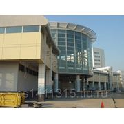 Строительство торгового комплекса фото