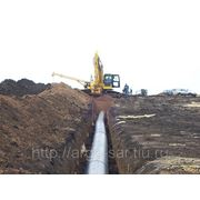 Строительство и реконструкция оросительных систем фото
