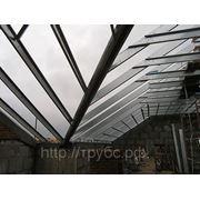 Проектирование и строительство конструкций и сооружений из легкого стального тонкостенного профиля (ЛСТК) фото