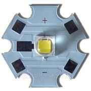 Мощный светодиодный модуль CREE XLamp XM-L2 T6 белый 10Вт. фото