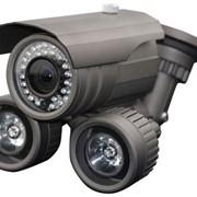 Видеокамера цветная уличная с ИК подсветкой SVC-S87V фото