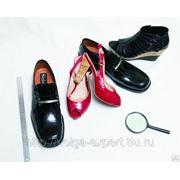 Экспертиза обуви фото