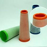 Флок вискозный и полиамид для одноразовых упаковок фото