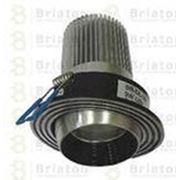 Встраиваемый светодиодный светильник Down Light, IP41, DL-021, O82х Н88, 430Лм, 11,3W фото