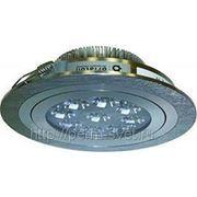 Встраиваемый светодиодный светильник Down Light, IP41, DL-022, O170хН60,630Лм, 12,2W фото