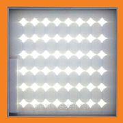 Светильник встраиваемый светодиодный ССВ-37/3850/А50 фото