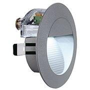 Светильник встраиваемый DOWNUNDER темно-серый 230202