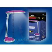 Настольный светильник Uniel TTL031BlueG2311W фото